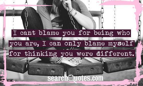 Blame quote #4