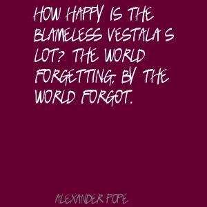 Blameless quote #1