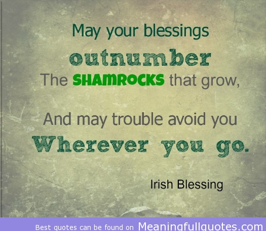 Blessing quote #4