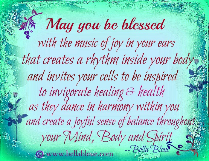 Blessing quote #5