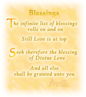 Blessing quote #3