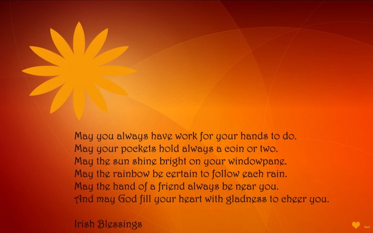 Blessings quote #1