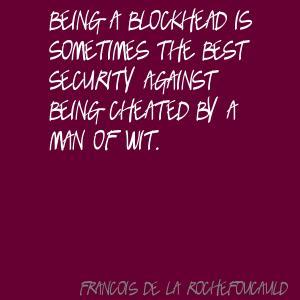 Blockhead quote #1
