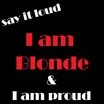 Blondes quote #1