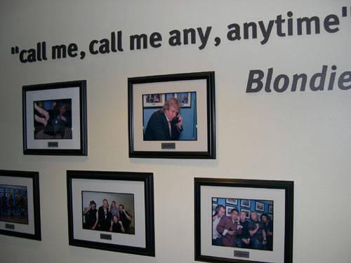 Blondie quote #2