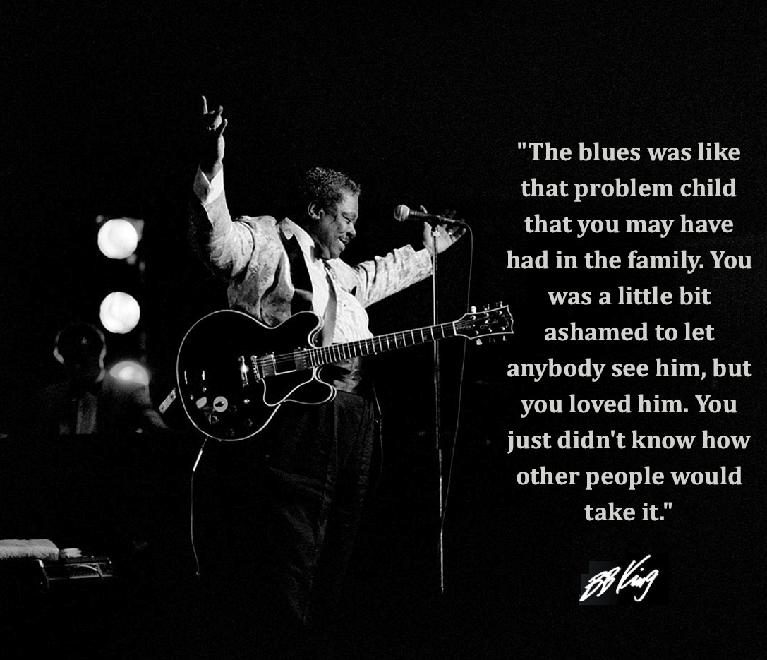 Blues quote #1