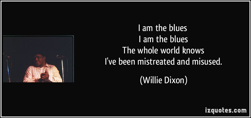 Blues quote #2