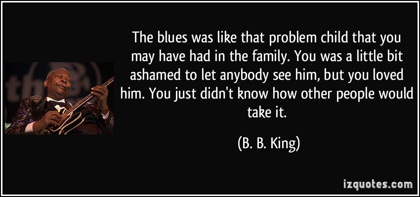 Blues quote #5
