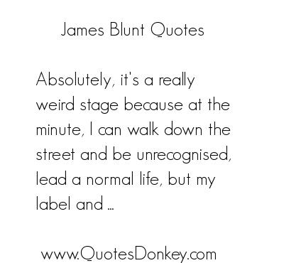 Blunt quote #3