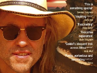 Bob Geldof's quote #2