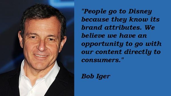 Bob Iger's quote #3