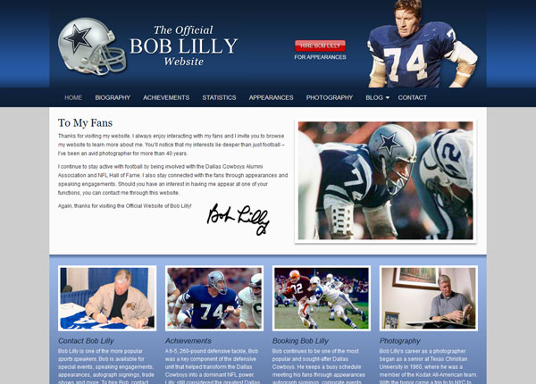 Bob Lilly's quote #5