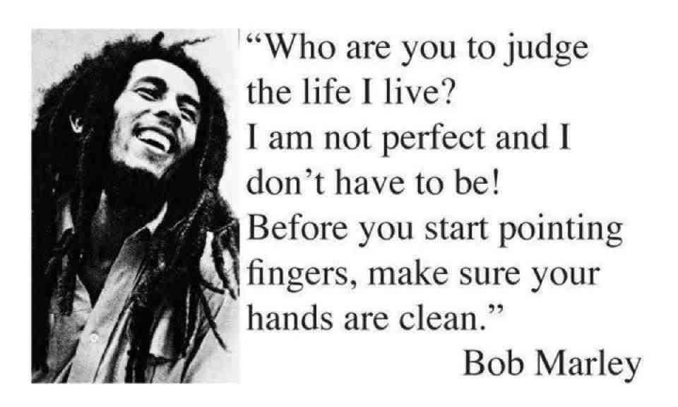 Bob Marley quote #1