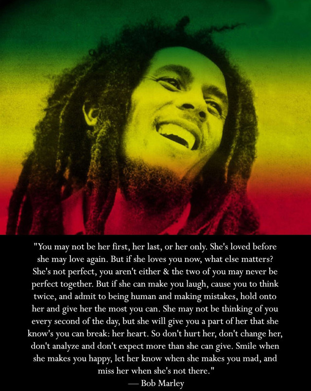 Bob Marley quote #2