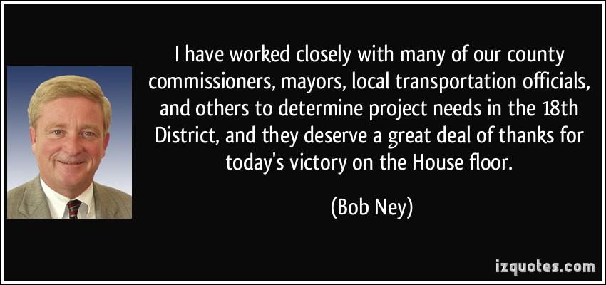 Bob Ney's quote #1