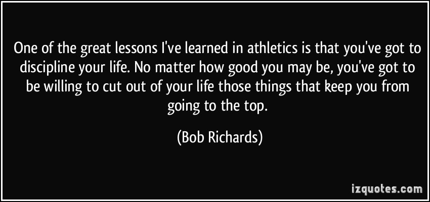 Bob Richards's quote #1