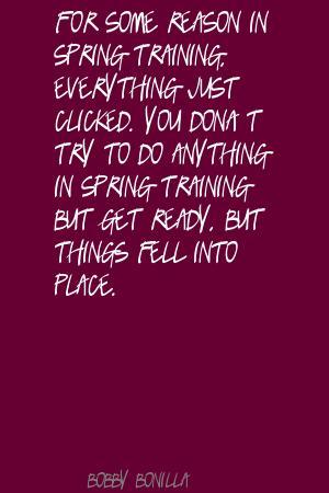 Bobby Bonilla's quote #6