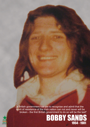Bobby Sands's quote #2