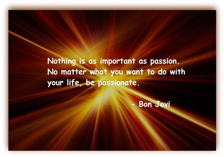 Bon Jovi quote #1