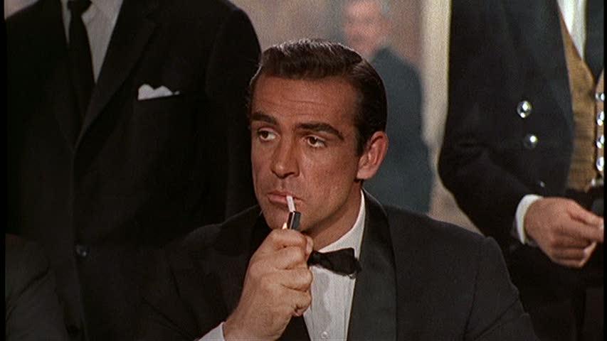 Bond Movies quote #1