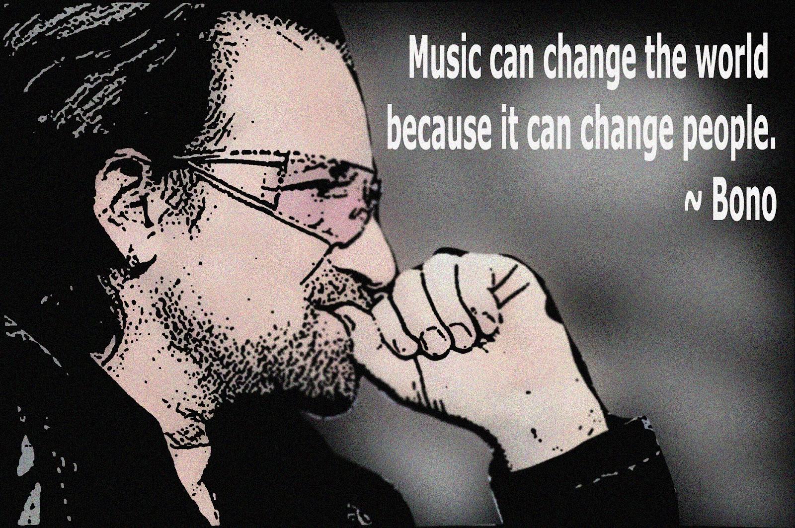 Bono's quote #3