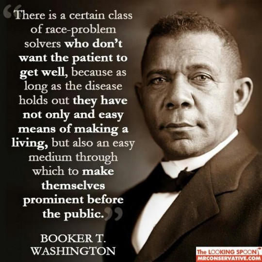 Booker T. Washington's quote #8
