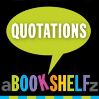 Bookshelf quote #1