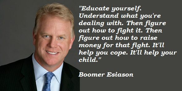 Boomer Esiason's quote #1