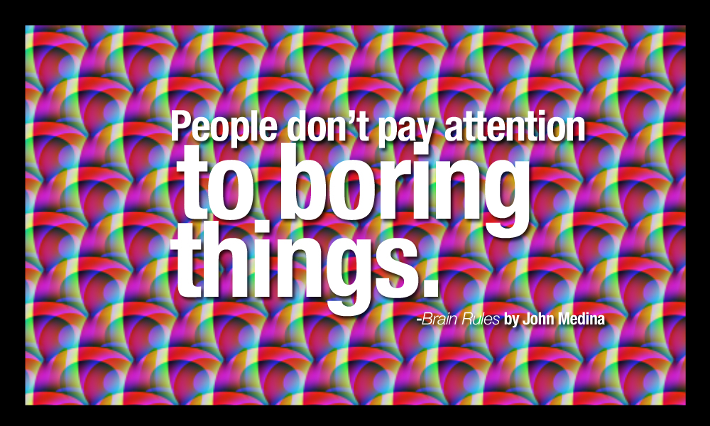 Boring Things quote #1