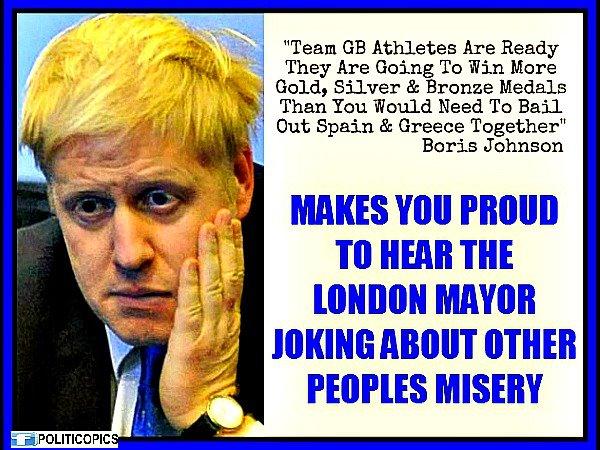 Boris Johnson's quote #1