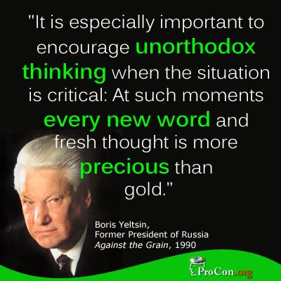 Boris Yeltsin's quote #3