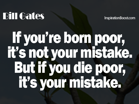 Born To Be quote