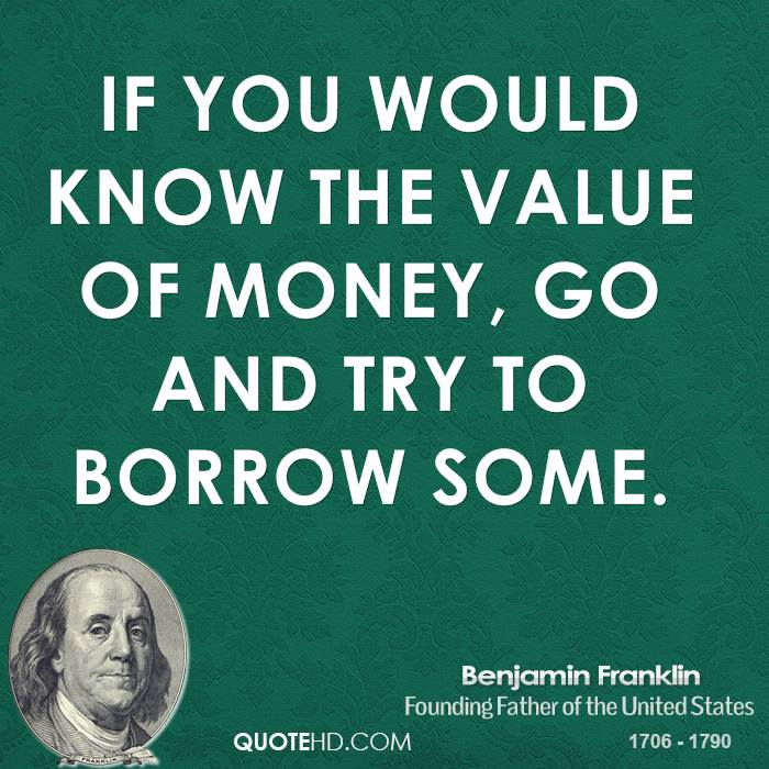 Borrow quote #3