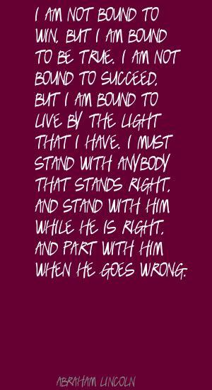 Bound quote #2