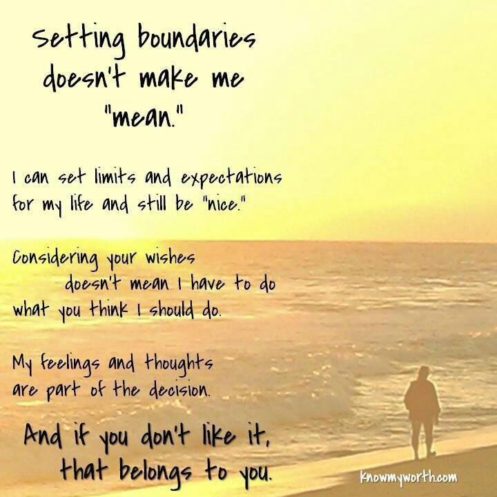Boundaries quote #4