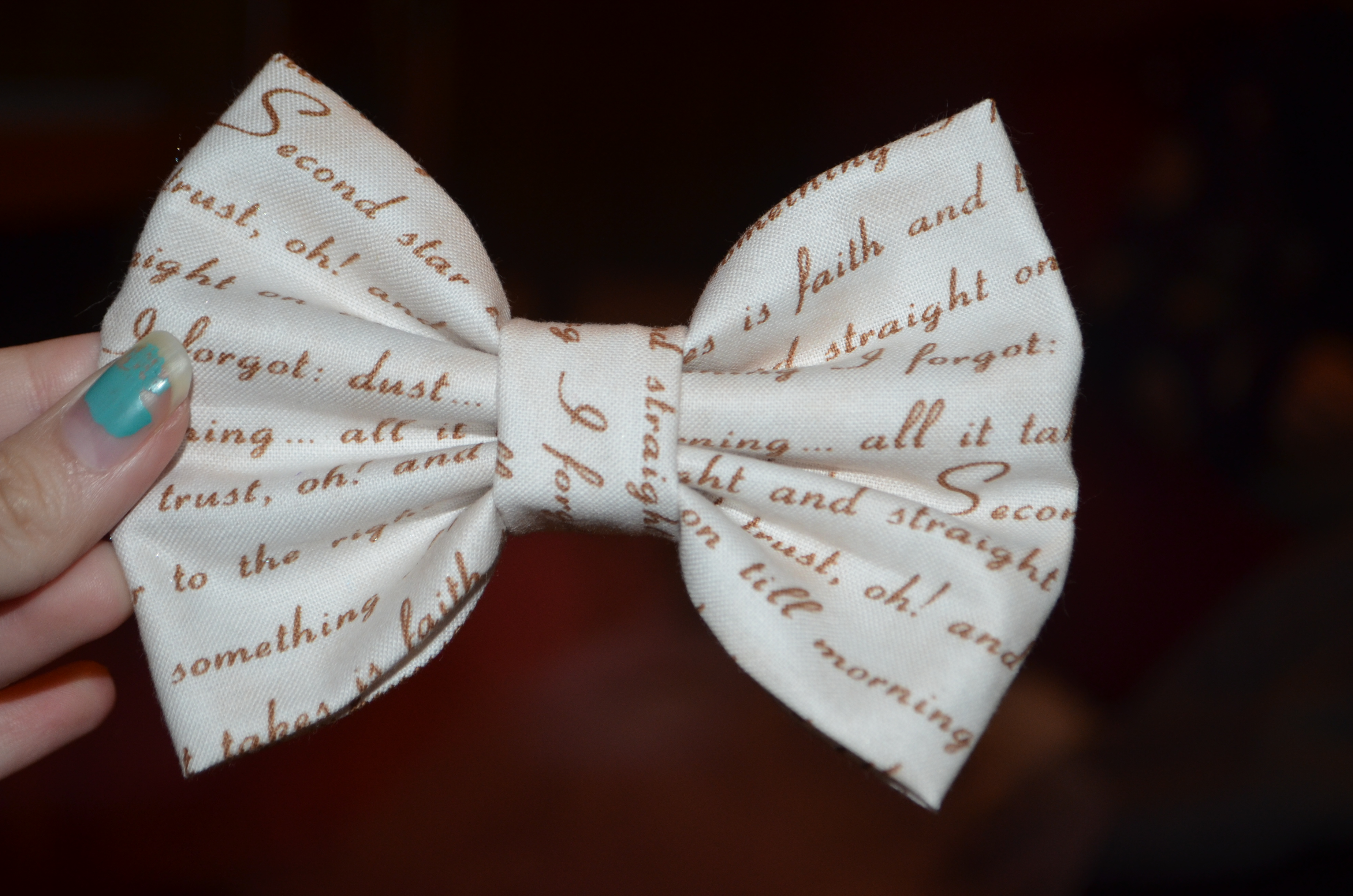 Bows quote #2