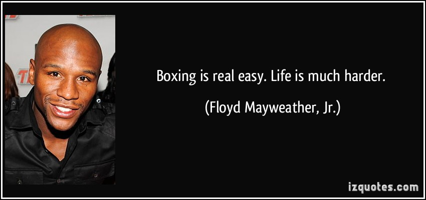 Boxing quote #5