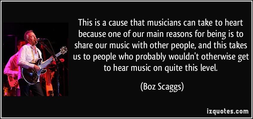 Boz Scaggs's quote #4