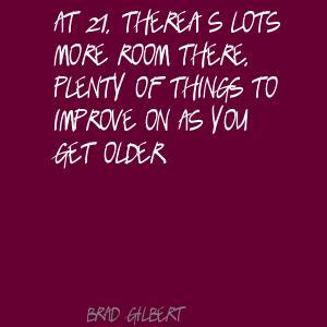 Brad Gilbert's quote #1