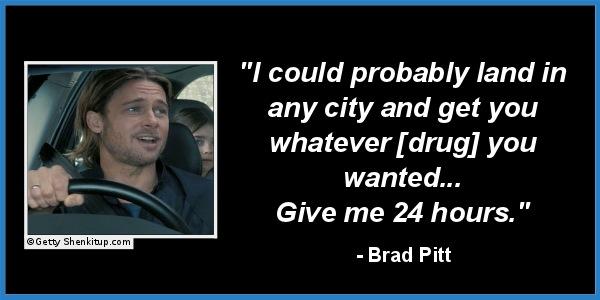 Brad quote #1