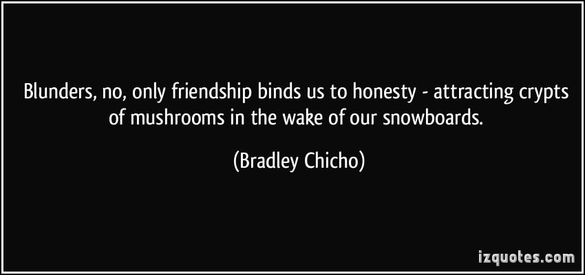Bradley Chicho's quote #2