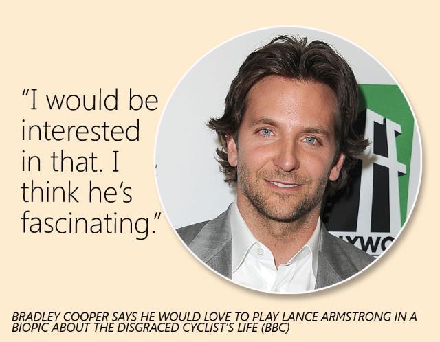 Bradley Cooper's quote #5