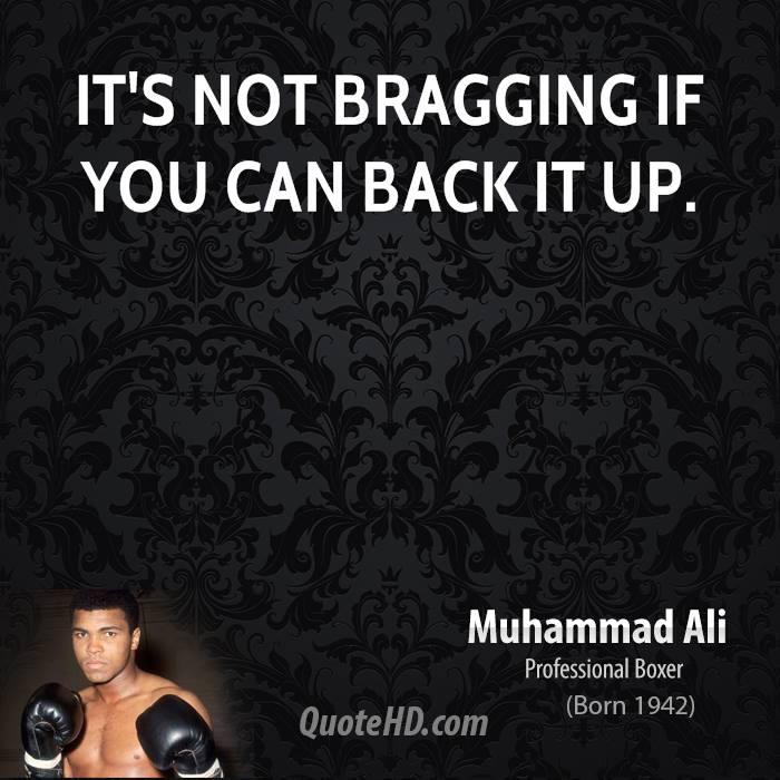 Bragging quote #3