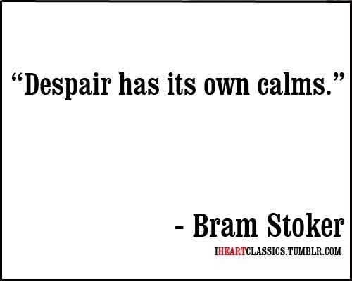 Bram Stoker's quote #7