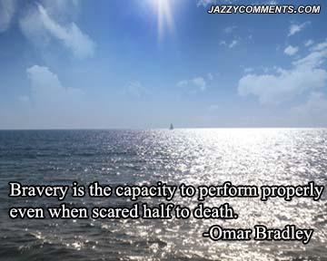 Bravery quote #6