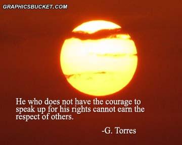 Bravery quote #1