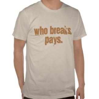 Breaks quote #3
