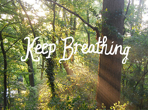 Breathing quote #1
