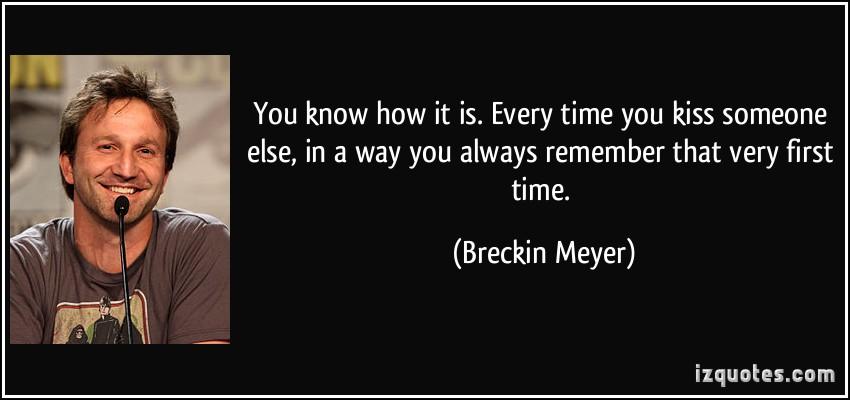 Breckin Meyer's quote #4