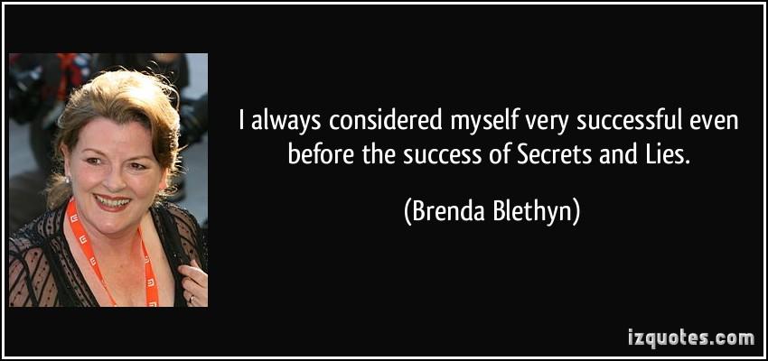 Brenda Blethyn's quote #5